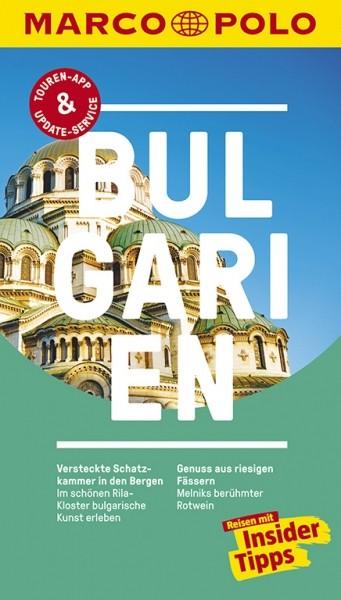MP Reiseführer Bulgarien