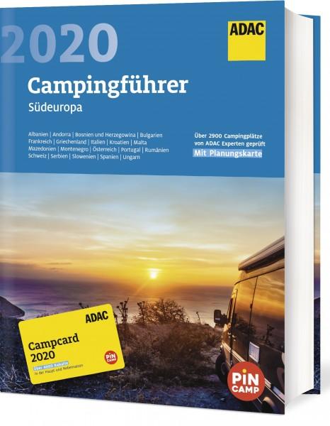 ADAC Campingführer Süd 2020