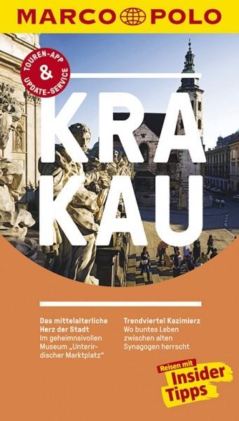 MP Reiseführer Krakau