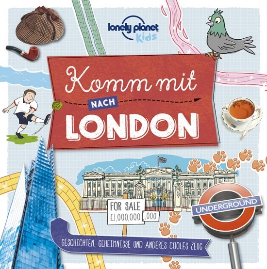LP Kids Komm mit nach London