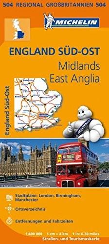 Michelin KR England Süd-Ost