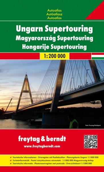 F&B Autoatlas Ungarn
