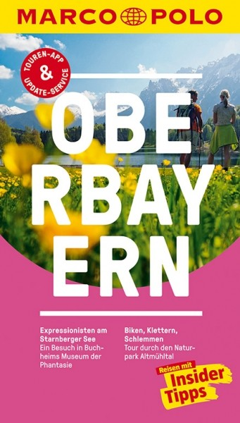 MP Reiseführer Oberbayern