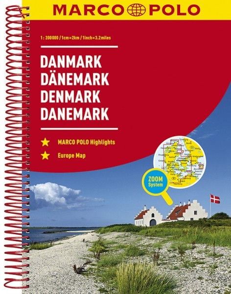 MP Reiseatlas Dänemark