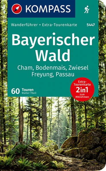 KOMPASS WF Bayerischer Wald