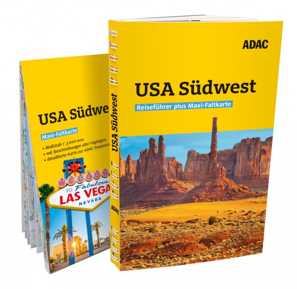 ADAC RF plus USA Südwest
