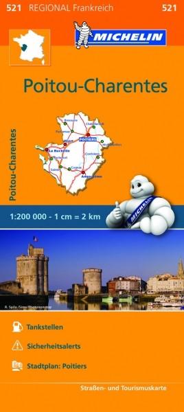 Michelin KR Poitou-Charentes