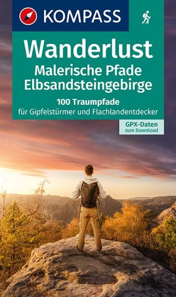 KOMPASS Wanderlust maler.Pfade Elbsandsteingebirge