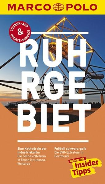 MP Reiseführer Ruhrgebiet