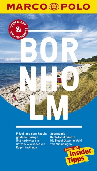 MP Reiseführer Bornholm