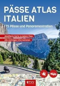 PÄSSE ATLAS ITALIEN