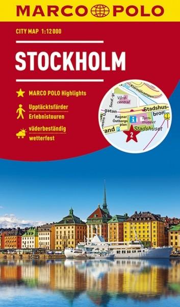 MARCO POLO Cityplan Stockholm