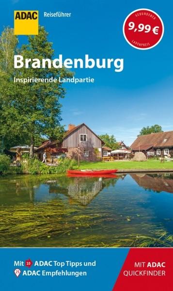 ADAC Reiseführer Brandenburg