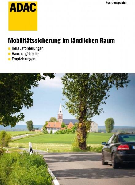 Mobilitässicherung ländl.Raum