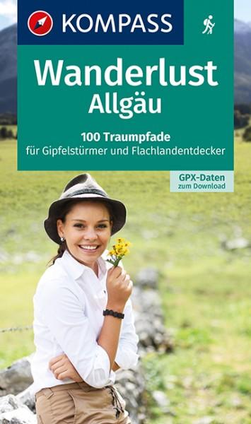 KOMPASS Wanderlust Allgäu