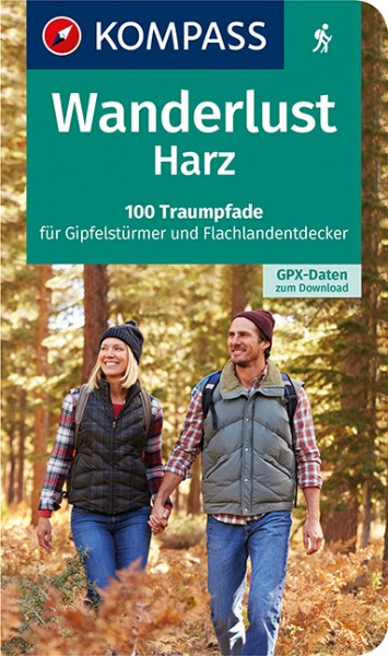 KOMPASS Wanderlust Harz