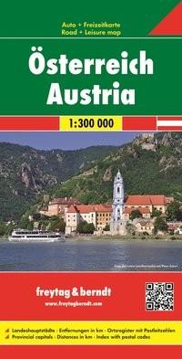 F&B Autokarte & FZK Österreich