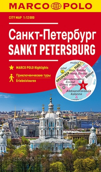 MP Cityplan Sankt Petersburg