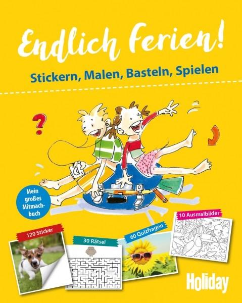 Holidaybuch Endlich Ferien !