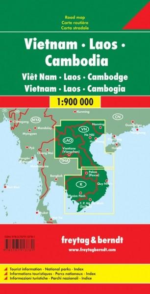 F&B Autokarte Vietnam