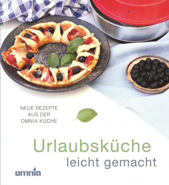 Omnia Kochbuch - Urlaubsküche leicht gemacht