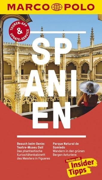 MP Reiseführer Spanien