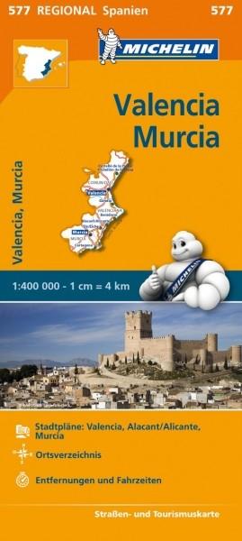 Michelin KR Valencia,Murcia