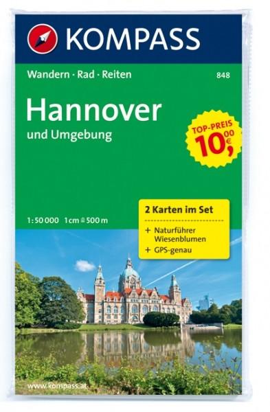 Kompass WK Hannover & Umgebung