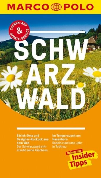 MP Reiseführer Schwarzwald