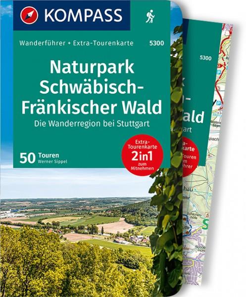 KOMPASS Wanderführer Schwäbisch-Fränkischer Wald