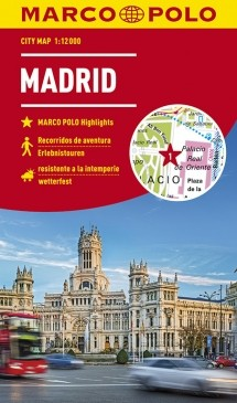 MARCO POLO Cityplan Madrid