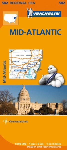 Michelin KR Mid-Atlantic