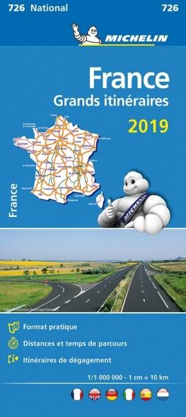 KN Frankreich Fernrouten
