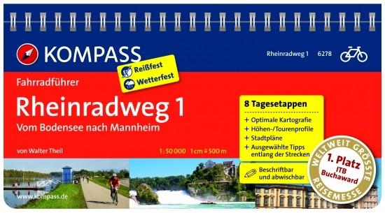 Kompass FF Rheinradweg 1