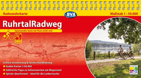 Kompaktspiralo Ruhrtal-Radweg