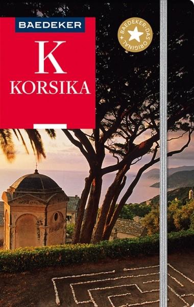 Baedeker Reiseführer Korsika