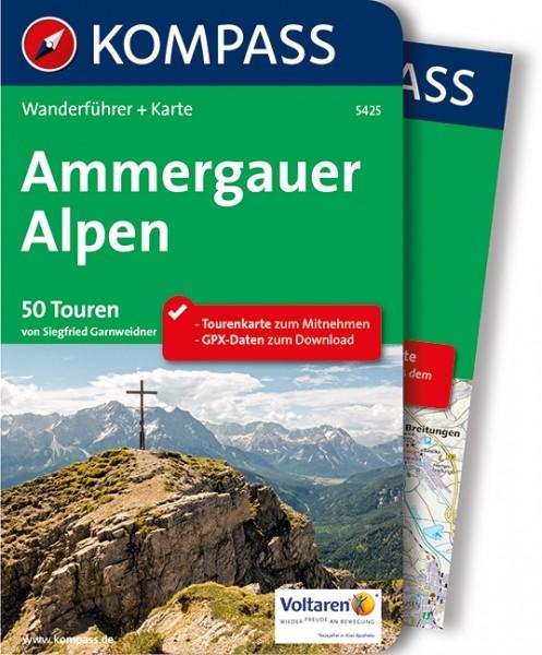 Kompass WF Ammergauer Alpen