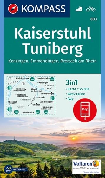 Kompass WK Kaiserstuhl