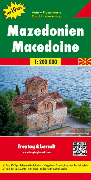 F&B AK & FZK Mazedonien