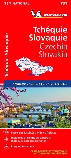 Michelin Tschechien - Slowakei