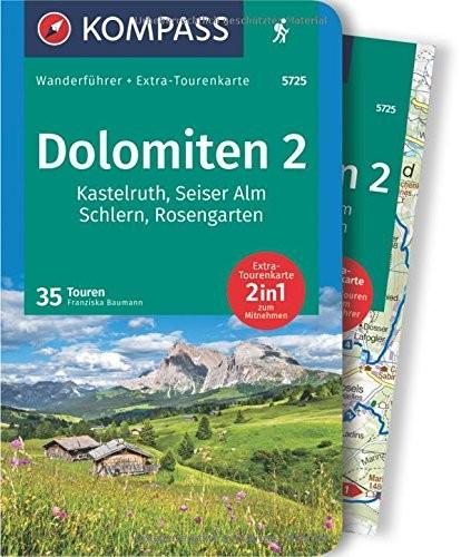 Kompass WF Dolomiten 2