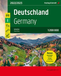 F&B Autoatlas Deutschland