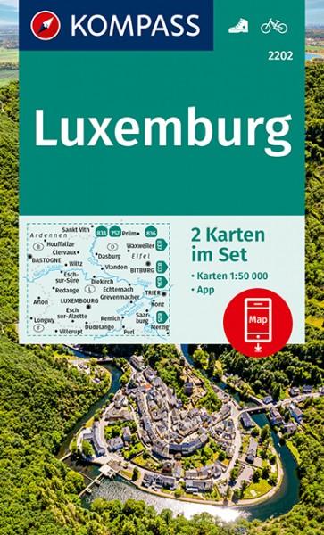 KOMPASS WK Luxemburg
