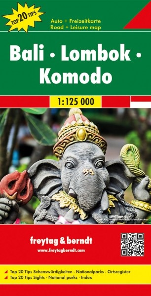 F&B Autokarte Bali Top 20 Tips