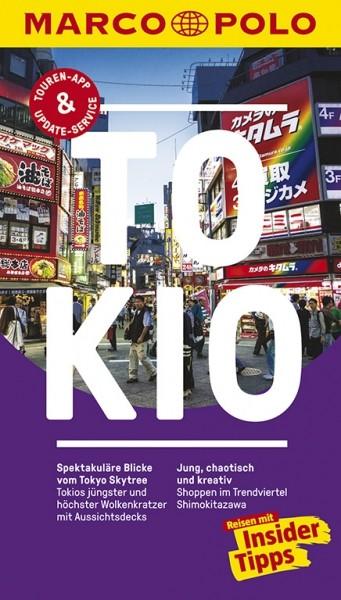 MP Reiseführer Tokio