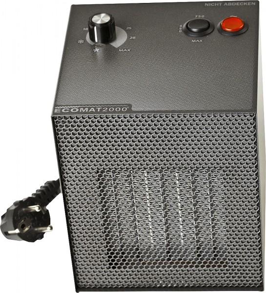 Heizlüfter Ecomat 2000 - Classic 230 V