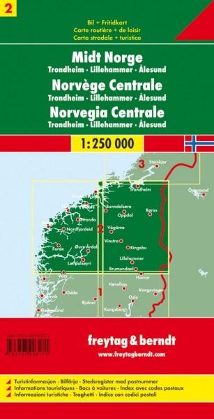 F&B AK & FZK Norwegen Mitte