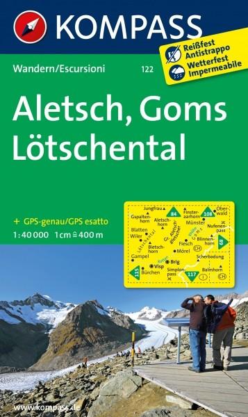 Kompass WK Aletsch-Goms