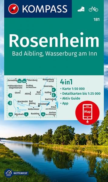 KOMPASS WK Rosenheim, Bad Aibling, Wasserburg