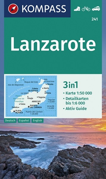Kompass WK Lanzarote